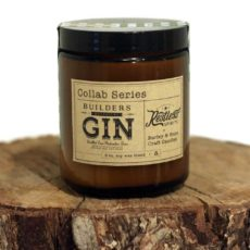 Builders Botanical Gin Candle